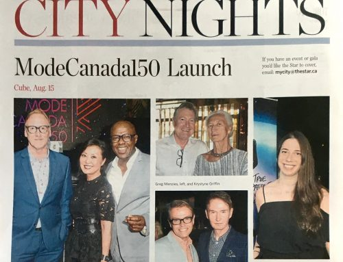 ModeCanada150 Launch at Cube