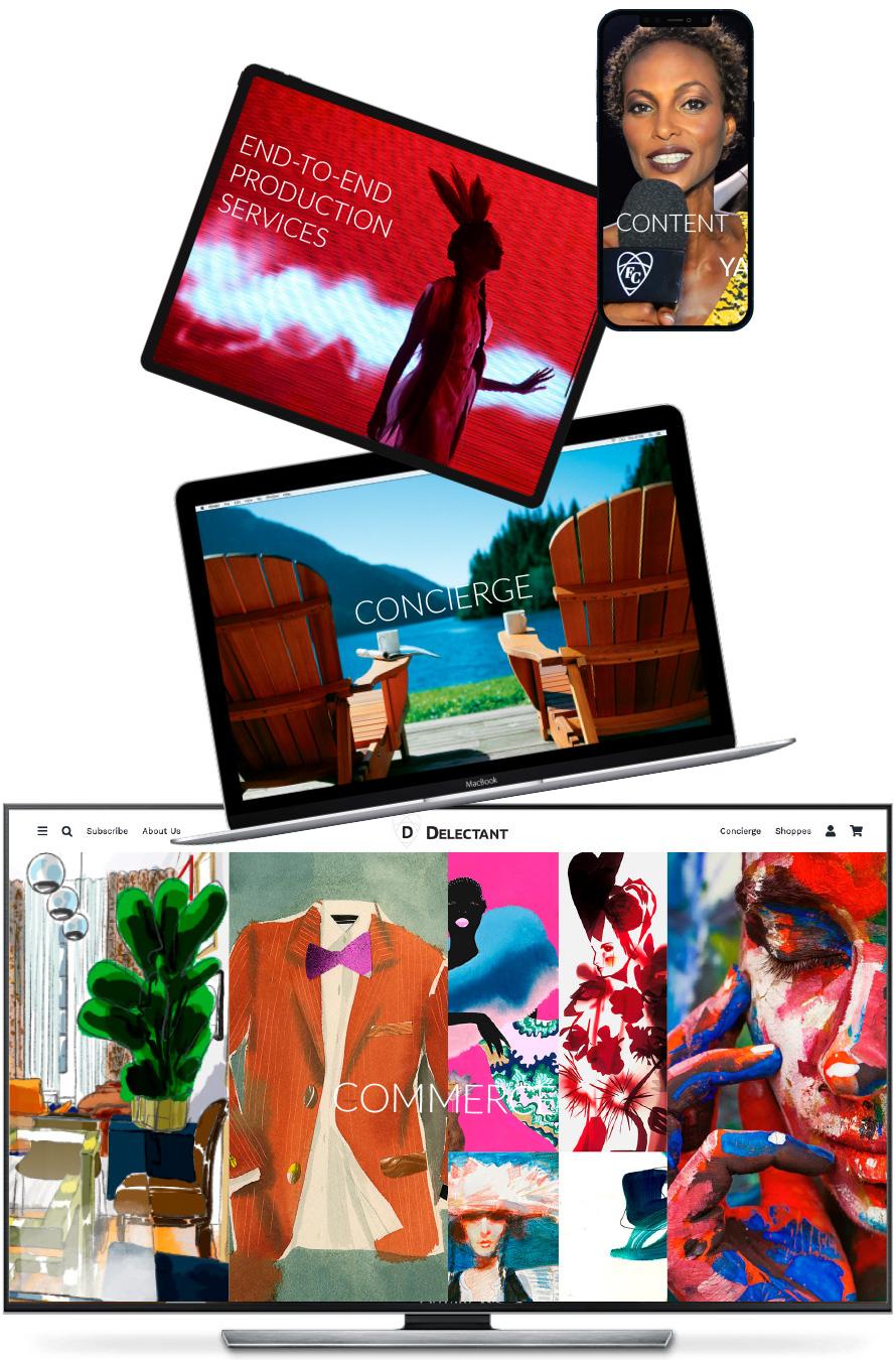 lifestyle production promotion distribution